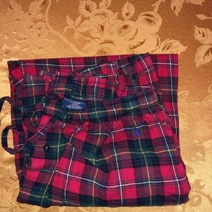 Ralph Lauren pajama pants nice
